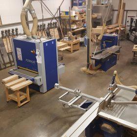 Felder machines oostenrijk, machinale houtbewerking
