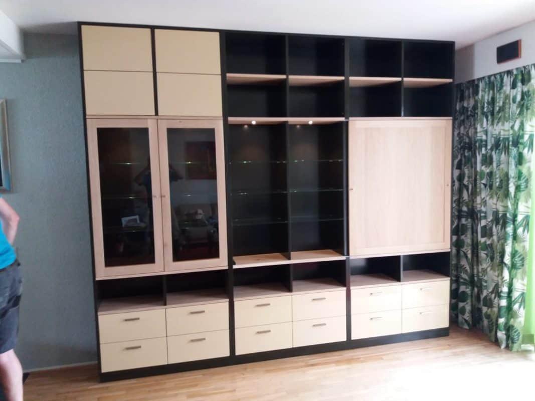 Meubelmaker friesland boekenkast detsje artisew design for Boekenkast design