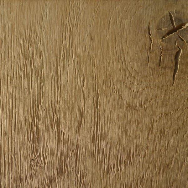 hout eiken afwerking puur olie lak naturel geborsteld