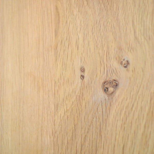 hout eiken afwerking puur olie lak naturel geschuurd